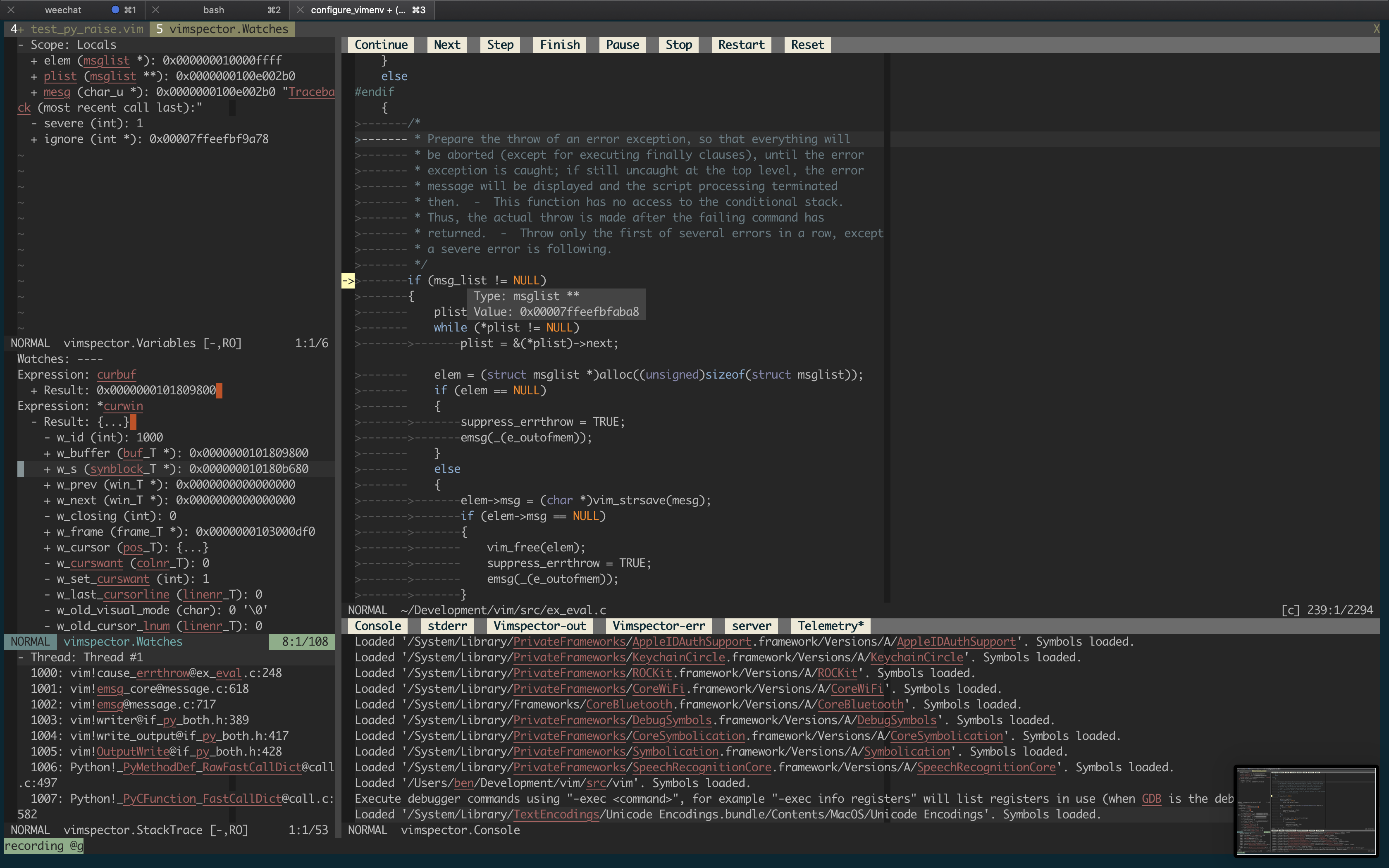 vimspector-vim-screenshot